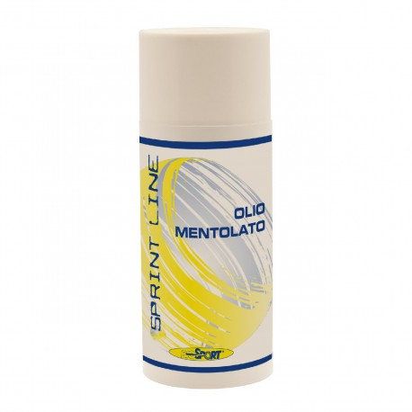 Masážny olej Olio Mentolato