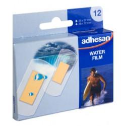 Náplasť na rany Adhesan Water Film 12 ks
