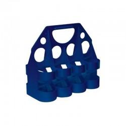 Stojan na fľaše Tempish modrý